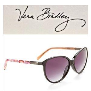 "Vera Bradley ""Rhonda"" Pixie Blooms Sunglasses"
